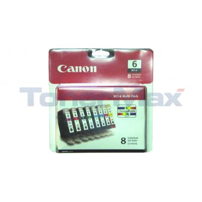 CANON BCI-6 INK TANK MULTI-PACK